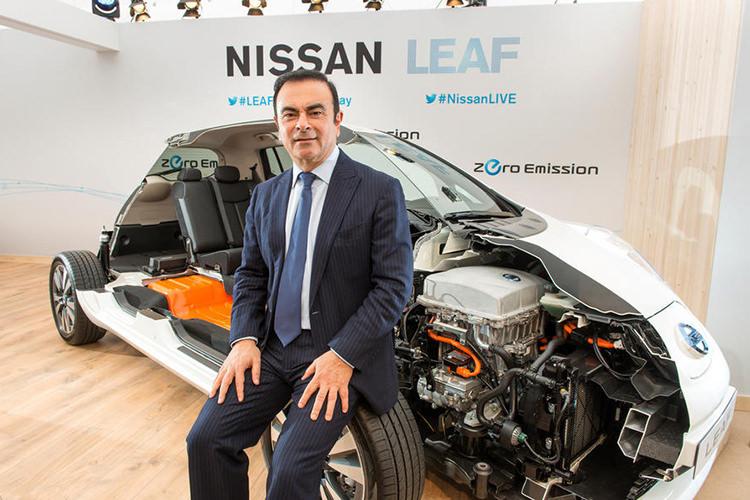 Carlos Ghosn / کارلوس گوسن نیسان رنو میتسوبیشی