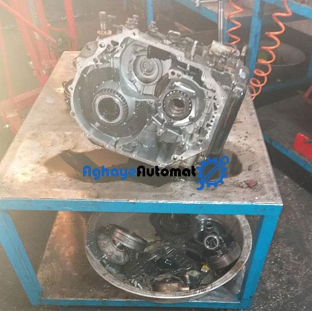 تعمیر موتور دنا پلاس