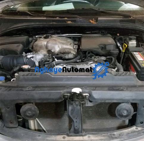 تعمیر موتور سراتو در اقای اتومات